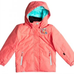 Kid's Roxy Anna Jacket Little Girls 2018 in Pink