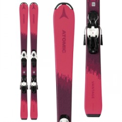 Kid's Atomic Vantage Girl X Skis L6 GW Bindings Girls 2020