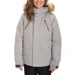 Kid's 686 Ceremony Insulated Jacket Big Girls Multicolor, Large