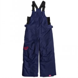 Kid's Roxy Lola Bib Pants Little Girls in Blue